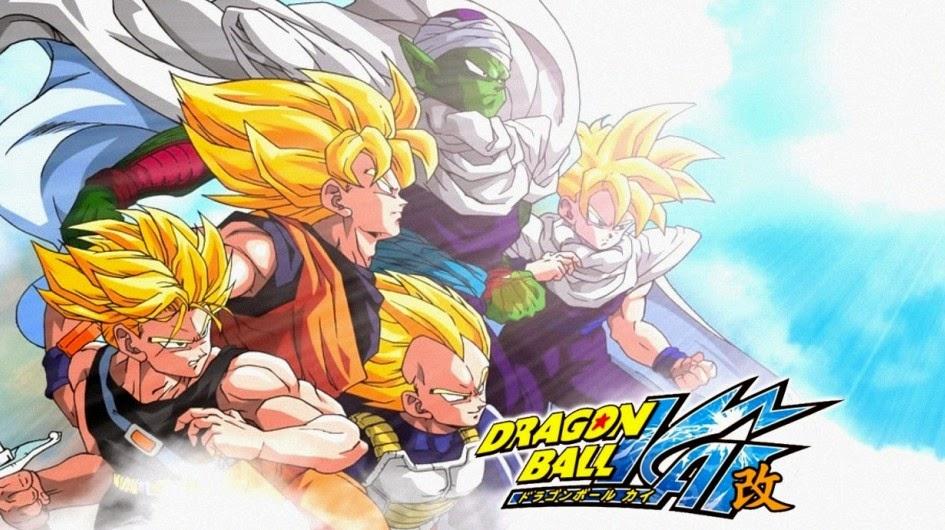 Xem phim 7 Viên Ngọc Rồng – Dragon Ball Kai 2014